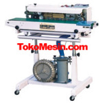 Mesin Continuous Sealer With Gas Filling  (Band Sealer)