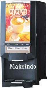 Mesin Kopi Instan (Coffee Vending)