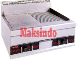 mesin pemanggang griddle 4